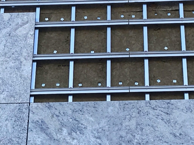 Lightweight Stone Panel Rainscreens