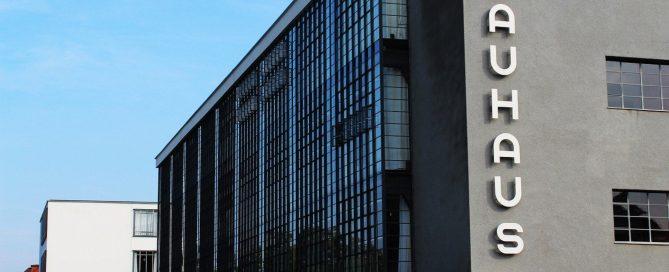 The Joy of Architecture - Part Three - Bauhaus