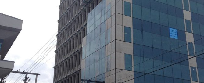 Durable Modularized Curtain Wall Panels
